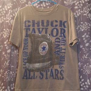 Vintage Chuck Taylor 100% Cotton Medium T-shirt